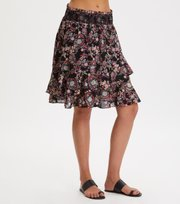 Odd Molly - majestic skirt - BLACK MULTI