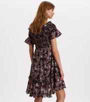 Odd Molly - majestic dress - BLACK MULTI