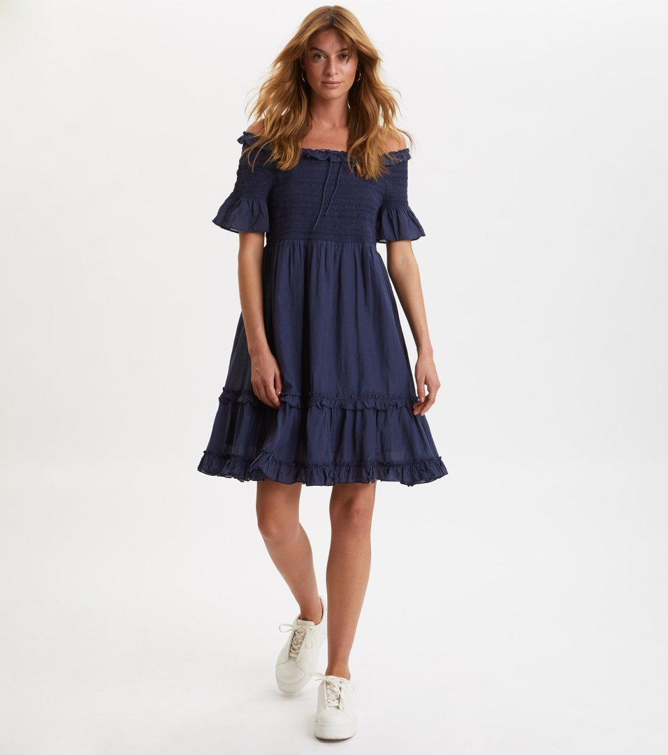 03efe8d4a Odd Molly - majestic dress - DARK BLUE