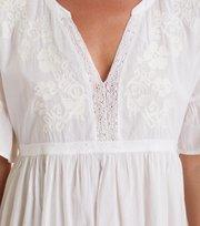 Odd Molly - Wooo-Hooo Dress - BRIGHT WHITE
