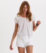 Odd Molly - wooo-hooo blouse - BRIGHT WHITE
