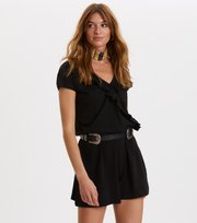 Odd Molly - i rock playsuit - ALMOST BLACK