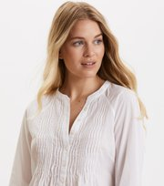 Odd Molly - embrace me blouse - BRIGHT WHITE