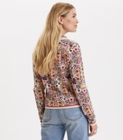 Odd Molly - mollyfest cardigan - LIGHT PORCELAIN