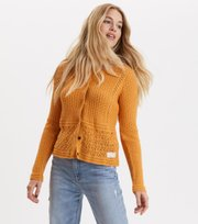 Odd Molly - mollyverse cardigan - SUNSET YELLOW