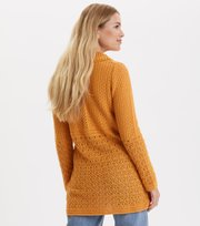 Odd Molly - mollyverse long cardigan - SUNSET YELLOW