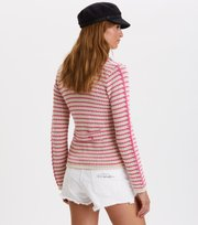 Odd Molly - the knit jacket - SUGAR PINK