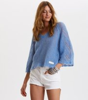 Odd Molly - mad about sweater - HERITAGE BLUE