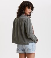 Odd Molly - golden fields jacket - FADED CARGO