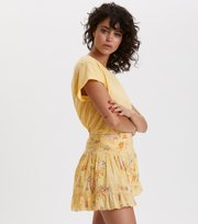 Odd Molly - marvelously free shorts - VINTAGE YELLOW
