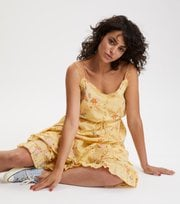Odd Molly - marvelously free strap dress - VINTAGE YELLOW