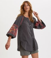 Odd Molly - no doubt shirt - ASPHALT