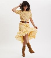 Odd Molly - marvelously free skirt - VINTAGE YELLOW