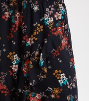 Odd Molly - marvelously free skirt - ALMOST BLACK