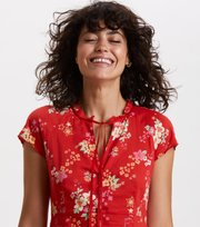 Odd Molly - marvelously free dress - RED TULIP