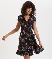 Odd Molly - marvelously free dress - ALMOST BLACK