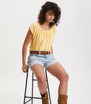 Odd Molly  - doooer top - VINTAGE YELLOW