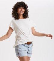 Odd Molly - doooer t-shirt - BRIGHT WHITE