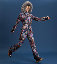 blow out ski suit