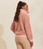 Odd Molly - love radiator sweater - PEACH BEIGE