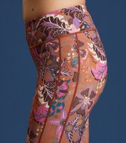 Odd Molly - love base layer tights - ORANGE FLAME