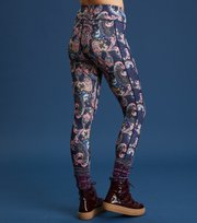 Odd Molly - love base layer tights - DEEP BLUE