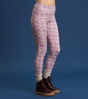 Odd Molly - love base layer tights - LIGHT PINK