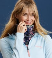 Odd Molly  - love base layer neck scarf - DEEP BLUE