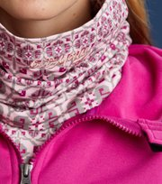 Odd Molly - love base layer neck scarf - LIGHT PINK