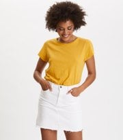Odd Molly - cabana skirt - BRIGHT WHITE
