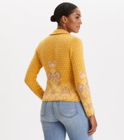Odd Molly - Entanglement Cardigan - SUNSET YELLOW