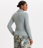 Odd Molly - Wrap Up & Go Cardigan - MISTY OCEAN