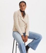 Odd Molly - Wrap Up & Go Cardigan - LIGHT PORCELAIN