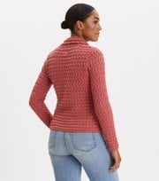 Odd Molly - Wrap Up & Go Cardigan - DUSTY STRAWBERRY