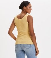 Odd Molly - Rib-Eye Tanktop - GOLDEN BISCOTTI