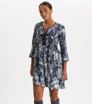 Odd Molly - Mine Forever Tunic - DARK BLUE