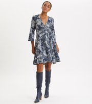 Odd Molly - Mine Forever Dress - DARK BLUE