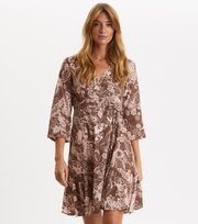 Odd Molly - Mine Forever Dress - WASHED BROWN