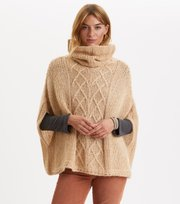 Odd Molly - Significant Other Poncho - SOFT CAMEL