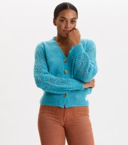 Odd Molly - My New Aesthetic Cardigan - OCEAN BLUE