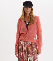 Odd Molly - My New Aesthetic Cardigan - PEACH BLOSSOM
