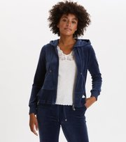 Odd Molly - Hygge Jacket - DARK BLUE