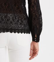 Odd Molly - The Perfect Piece Blouse - ALMOST BLACK