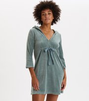 Odd Molly - Pretty Comfortable Dress - CARGO GREEN