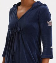 Odd Molly - Pretty Comfortable Dress - DARK BLUE