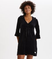 Odd Molly - Pretty Comfortable Dress - ALMOST BLACK