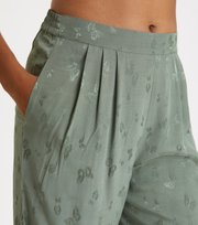 Odd Molly  - Puzzle Me Together Pant - CARGO GREEN