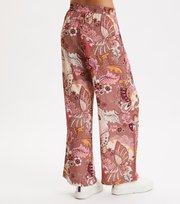 Odd Molly - Puzzle Me Together Pant - RED TAUPE