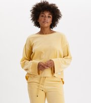 Odd Molly - Hygge Sweater - GOLDEN BISCOTTI