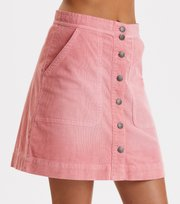 Odd Molly - Living All The Way Skirt - STRAWBERRY PINK